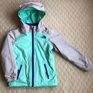 Northface Dry Vent 3 in 1 Jacket